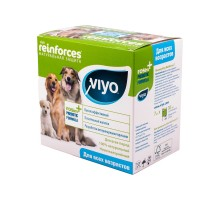 VIYO Reinforces All Ages DOG пребиотический напиток для собак всех возрастов 7х30 мл * 2 шт