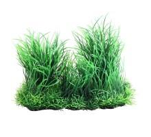 "Растение для аквариума Laguna ""Куст"" трава зеленая, 250*85*150мм"