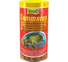 Tetra ReptoMin Gammarus корм для водных черепах с гаммарусом 1 л