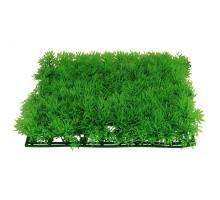 """Растение для аквариума Laguna """"Коврик"""" зеленый, 250*250*30мм"""