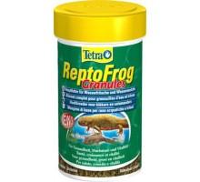 Tetra ReptoFrog основной корм для водных лягушек и тритонов в гранулах 100 мл
