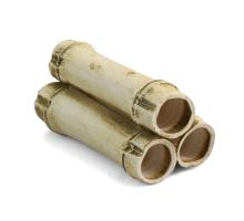 """Грот для аквариума Laguna 2693LD """"Бамбуковые трубочки"""" для креветок, 100*55*50мм"""