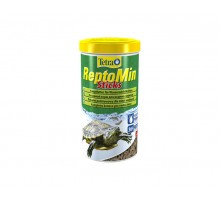 Tetra ReptoMin корм в виде палочек для водных черепах 1 л
