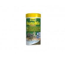 Tetra ReptoMin Junior корм в виде палочек для молодых водных черепах 250 мл