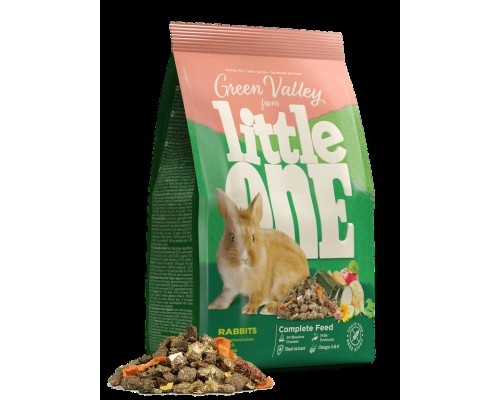 Корм Little One ( Литл Он ) для хомячков 400 гр