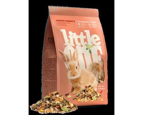 Корм Little One ( Литл Он ) для молодых кроликов 900 гр
