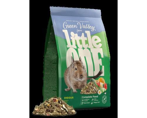 Корм Little One ( Литл Он ) Зеленая долина для дегу 750 гр