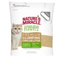 NM наполнитель кукурузный Premium Natural Care для кошачьего туалета комкующийся 4,5 кг (10 л)