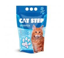 Наполнитель для кошачьих туалетов Cat Step 7,6л, силикагелевый впитывающий