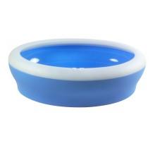 United Pets туалет-лоток для кошек Viccì-cat, 53х40х16, голубой
