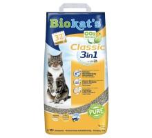 BIOKAT'S CLASSIC наполнитель комкующийся 10 л