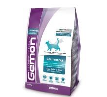 Сухой корм для кошек Gemon Cat Urinary для профилактики мочекаменной болезни с курицей и рисом 400 г