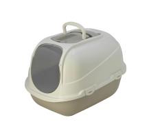 Moderna био-туалет Mega Smart 65x48,5xH 46 см, титаново-серый
