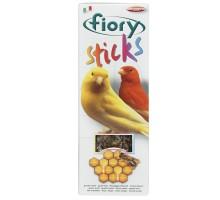 FIORY палочки для канареек Sticks с медом 2х30 г