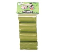 IMAC пакетики для сбора фекалий 8 уп. (15 шт в упаковке)