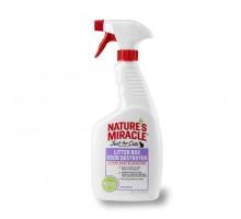 NM средство для устранения запаха в кошачьем туалете Litter Box Odor Destroyer спрей 710 мл