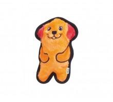OH Petstages игрушка для собак Invinc Mini Собака без наполнителя с пищалками 15 см