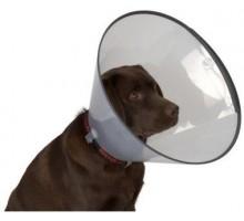 Защитный воротник для собак KRUUSE комфорт 10 см