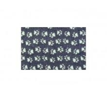 ProFleece коврик меховой 1х1,6 м угольный/мята