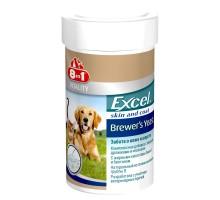 8in1 Excel Пивные дрожжи для кошек и собак 140 таб.