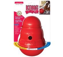 Игрушка для собак KONG WOBBLER интерактивная для средних собак