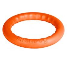 PitchDog 30 - Игровое кольцо для аппортировки d 28 оранжевое