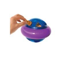 Игрушка для собак KONG HOPZ мяч для лакомств с пищалкой