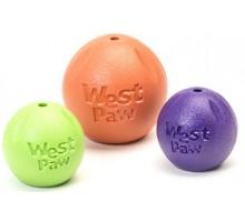 Игрушка - мячик ZOGOFLEX RANDO 6см оранжевый