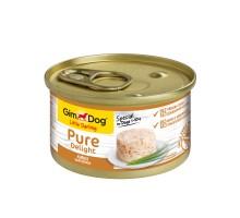 Консервы для собак Gimdog Pure Delight из цыпленка 85 грамм