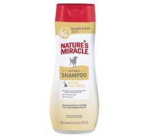 Nature's Miracle Шампунь Oatmeal Odor Control с овсяным молочком с контролем запаха, для собак, 473мл
