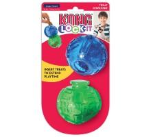 Игрушка для собак KONG LOCK-IT мячи для лакомств 2 шт