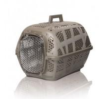 Переноска IMAC (Имак) CARRY SPORT д/кошек бежево-серый, 48,5х34х32см
