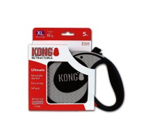 Рулетка KONG Ultimate XL (до 70 кг) лента 5 метров серая