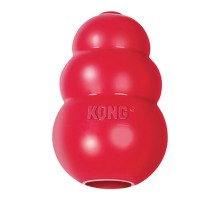 Игрушка для собак KONG CLASSIC L большая 10*6 см