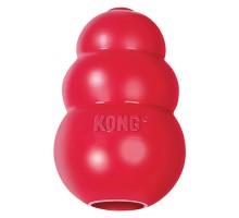 Игрушка для собак KONG CLASSIC XL очень большая 13*8 см