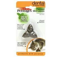 """Игрушка Petstages для кошек """"Листик"""" из прессованных листьев кошачьей мяты"""