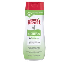 Nature's Miracle Шампунь Whitening Odor Control для белых собак с контролем запаха, 473мл