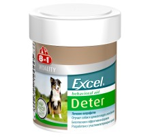 8in1 Excel Deter средство от поедания фекалий 100 таб