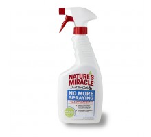 NM средство-антигадин для кошек No More Spraying спрей 709 мл
