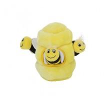 OH Petstages игрушка-головоломка для собак Hide-A-Bee (спрячь пчелку) средняя 22 см