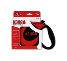 Рулетка KONG Ultimate XL (до 70 кг) лента 5 метров красная
