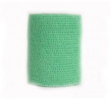 Бандаж для собак и для кошек ANDOVER PETFLEX 7,5 СМ Х 4,5 М, зеленый неон